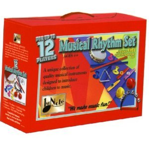 1st Note Musical Rhythm Kit