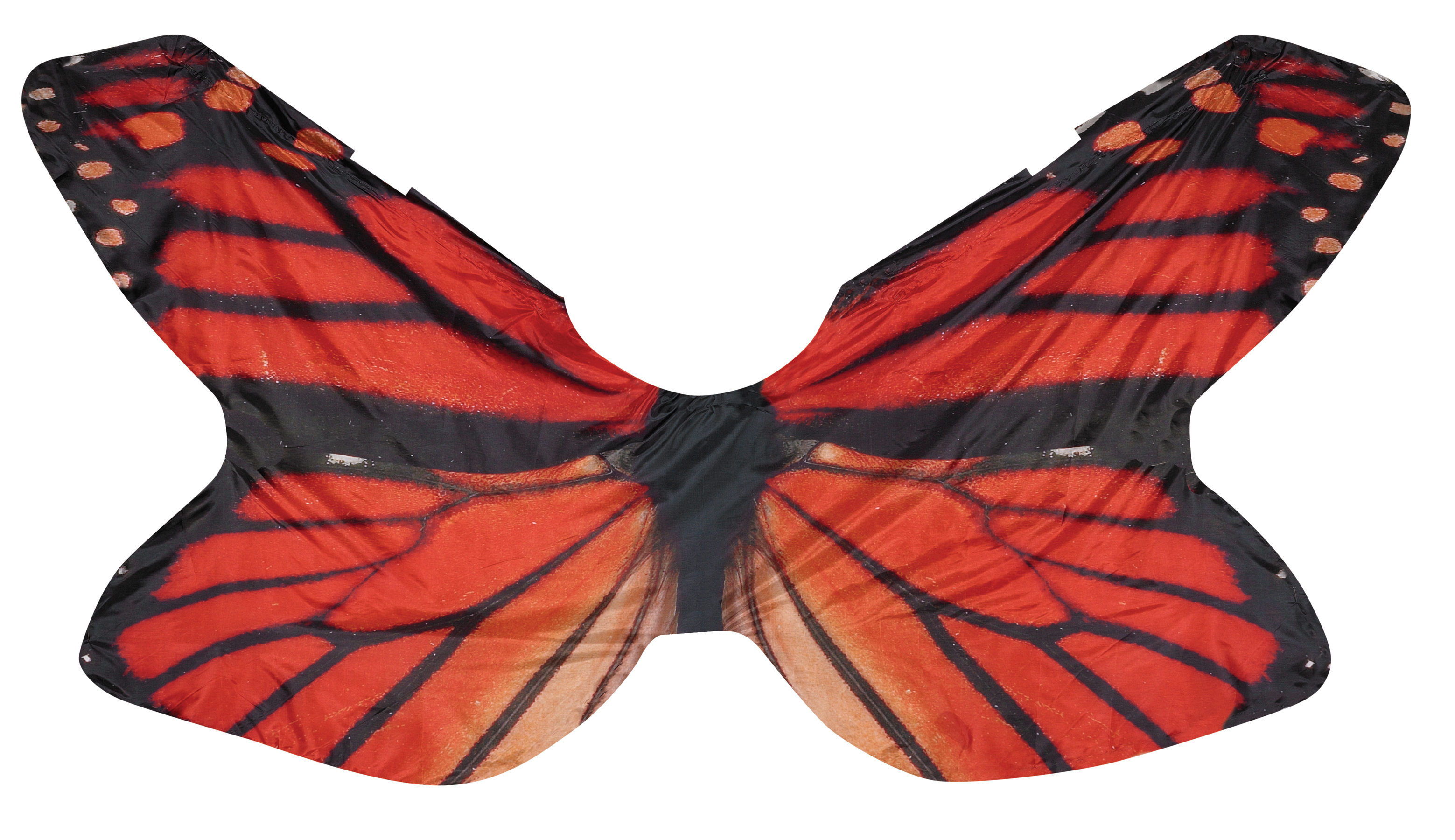 Butterfly Wing Flag Red  Praise Flags DIGWING002