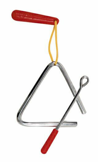 Kids Praise Musical Instruments Triangle
